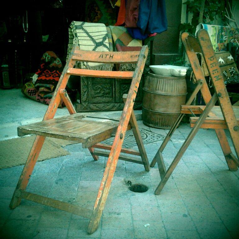 chaises de cinéma