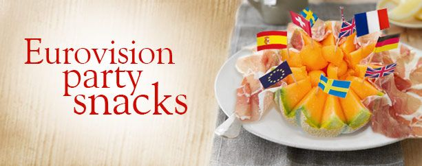 Slimming World Eurovision Party Snacks If You Need The