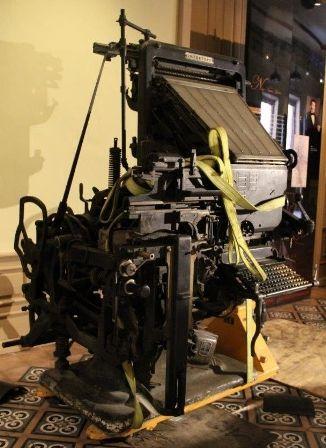 Antigua imprenta regresa a Palacio @3 Museos