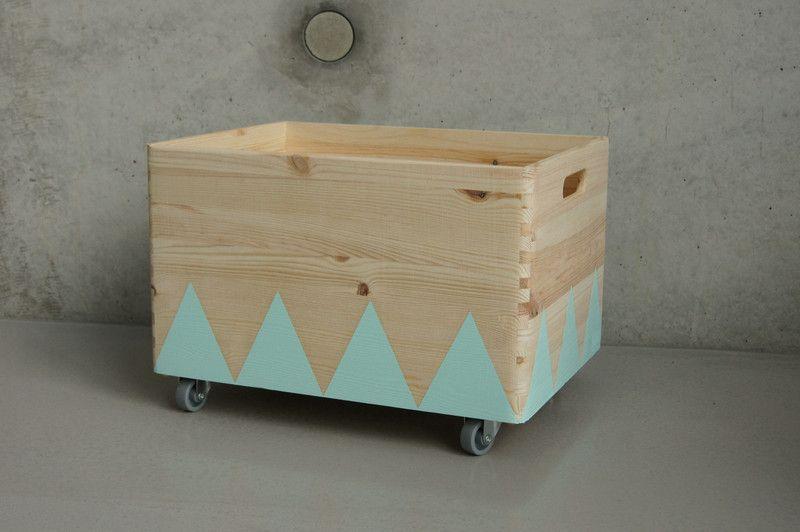 Kisten Boxen Holz Spielzeugkiste Holzkiste 39 90 Kidsroom