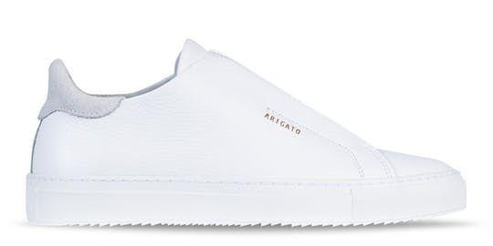 Clean 90 Laceless Sneaker - White