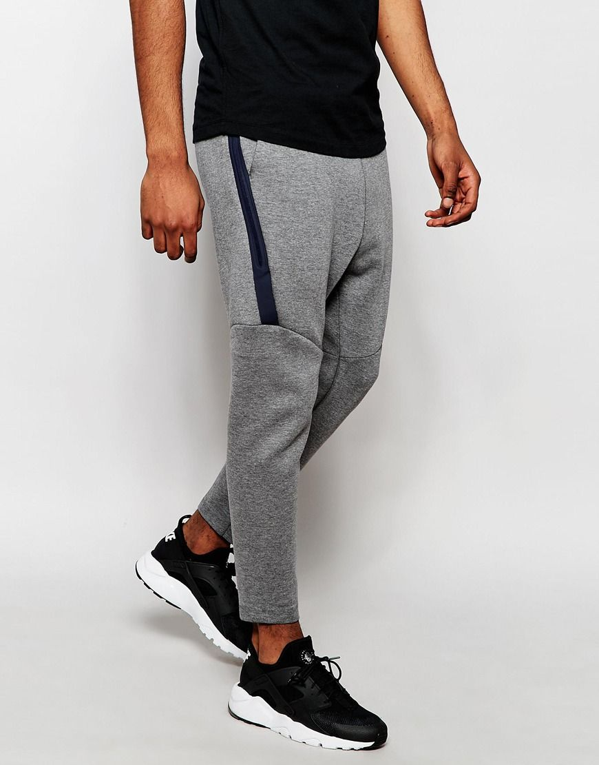 0fe501c8a7 Nike TF Cropped Skinny Joggers 727355-091 | Boy's Rooms | Nike tech ...