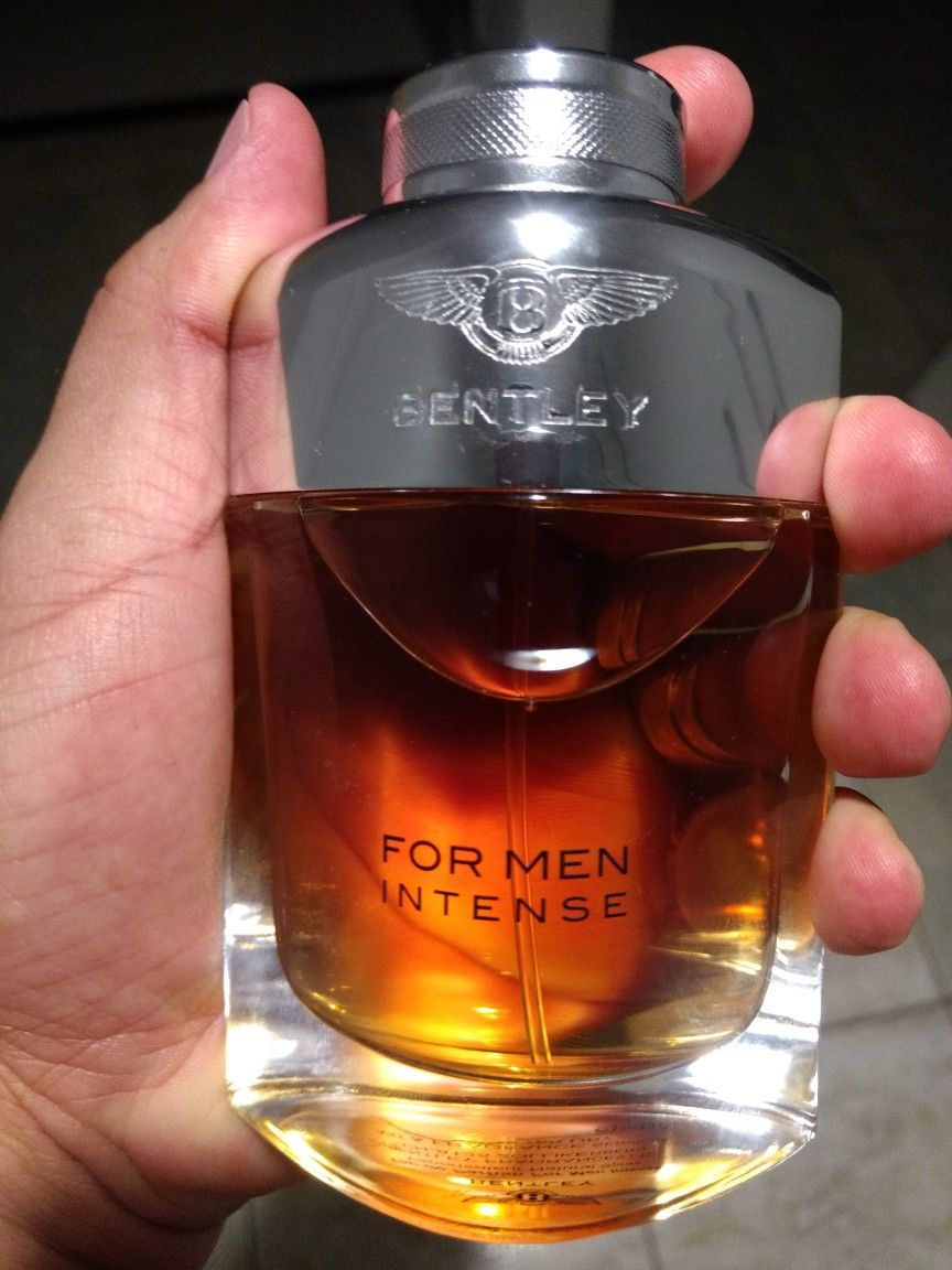 Bentley for men intense EDP. Que cor linda! | Mejor perfume