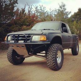 1997 Ford Ranger Prerunner By 1969f100 Http Www Truckbuilds Net 1997 Ford Ranger Prerunner Build By 1969f100 Ford Ranger Ford Ranger Prerunner Ford Trucks
