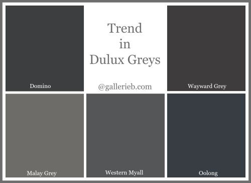 What S Trending In Dulux Paint Colours Gallerie B Dulux Paint Dulux Paint Colours Dulux Paint Colours Grey