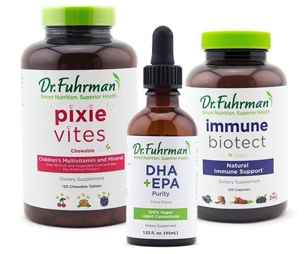 Dr  Fuhrman - Buy Together and Save $5: Children's Pixie