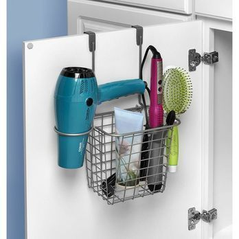 Photo of Over-the-Cabinet Door Styling Center