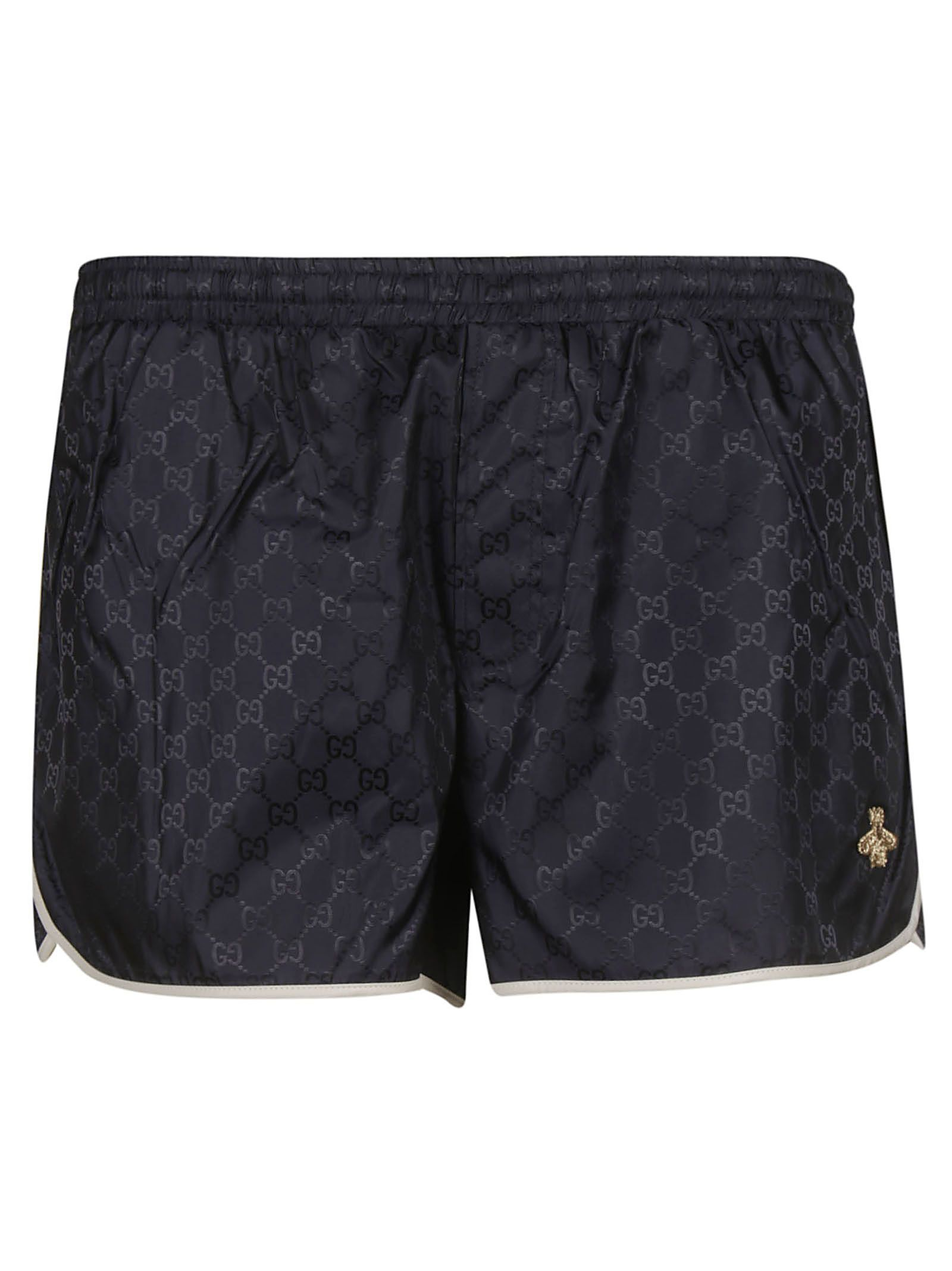 a3ea23ddfc GUCCI BEE EMBROIDERY SWIM SHORTS. #gucci #cloth | Gucci in 2019 ...
