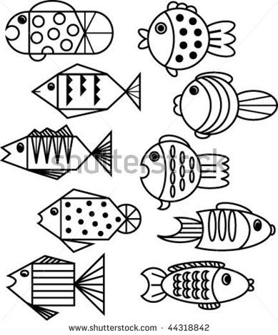 Google Image Result for http://image.shutterstock.com/display_pic_with_logo/522994/522994,1263272961,3/stock-vector-fish-icons-in-geometric-shape-44318842.jpg