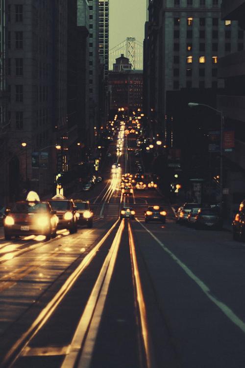 The Big City Lights City Lights At Night Urban Landscape Night City