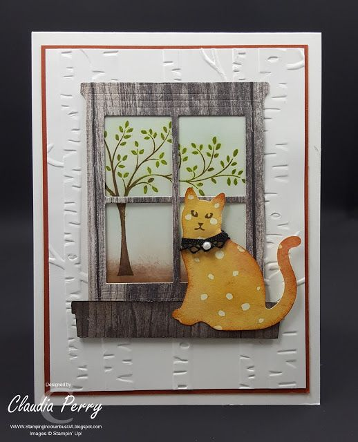 Columbus Ga Halloween 2020 Anything but the Holidays Blog Hop in 2020 | Cat cards, Cat cards