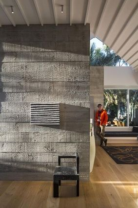 Housing - Alterations and Additions category finalist: 'Sod the Villa', Auckland by Malcolm Walker Architects.