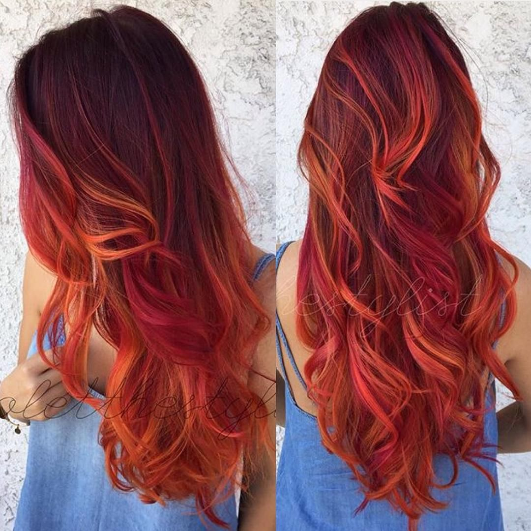 Amazing Work: Amazing Work From Stylist @violetthestylist Color Blending