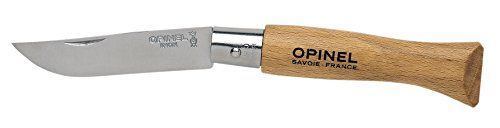 Opinel N Degree2 Stainless Steel Knife with Keyring *** You can find more…