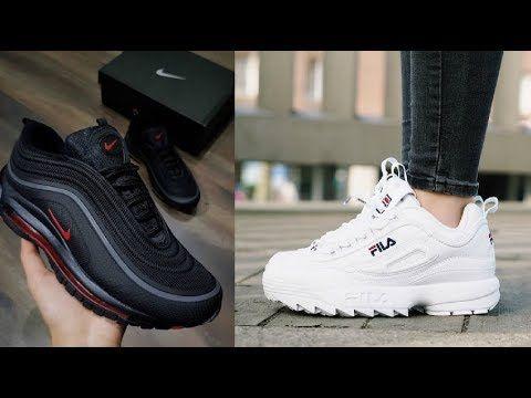 Zapatillas de Moda 2019 | Tendencia en Zapatos | Tenis Nike ...
