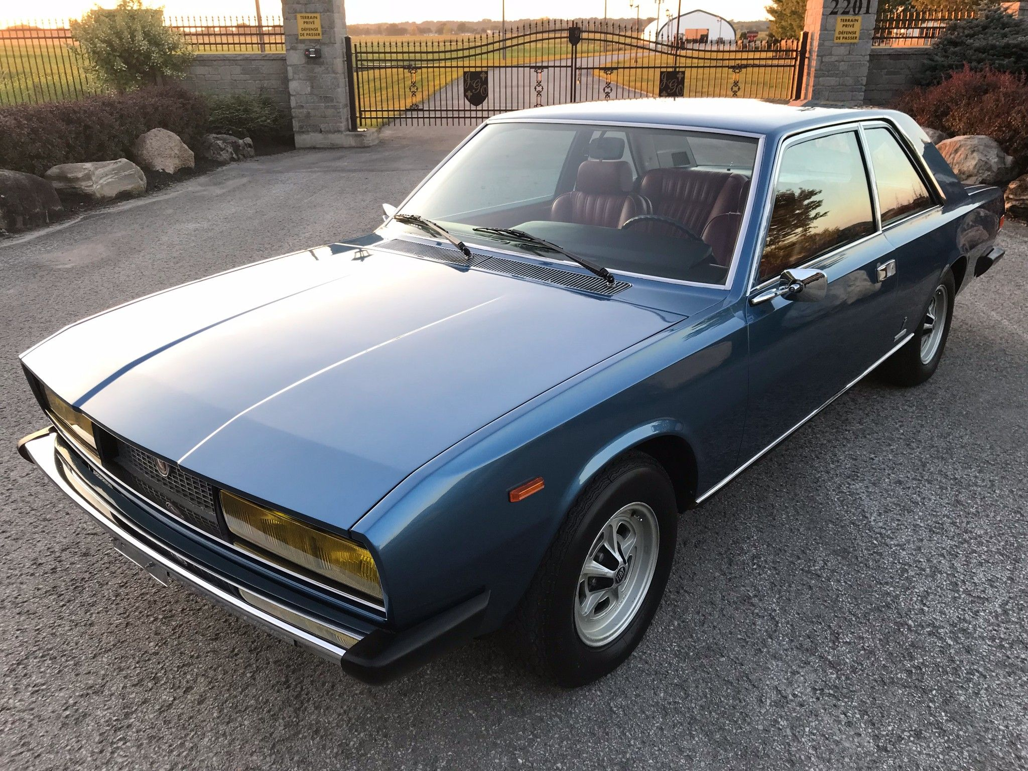 1972 Fiat 130 Coupe With Images Fiat Classic Cars Online