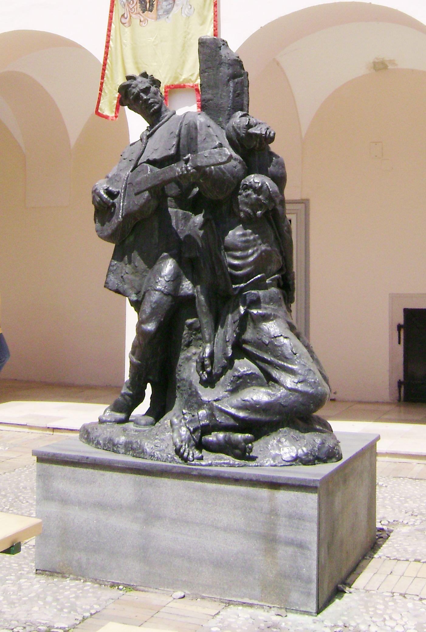 Radaus Vanja Petrica Kerempuh Lion Sculpture Art Sculpture