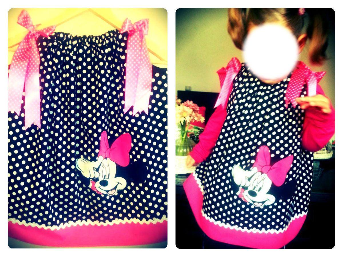 Minnie Mouse Pillowcase dress DIY - links naar de TUTORIALS te vinden op: :