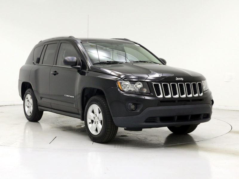 Used 2014 Jeep Compass In Montgomery Alabama Carmax Jeep Compass Jeep Compass For Sale Jeep