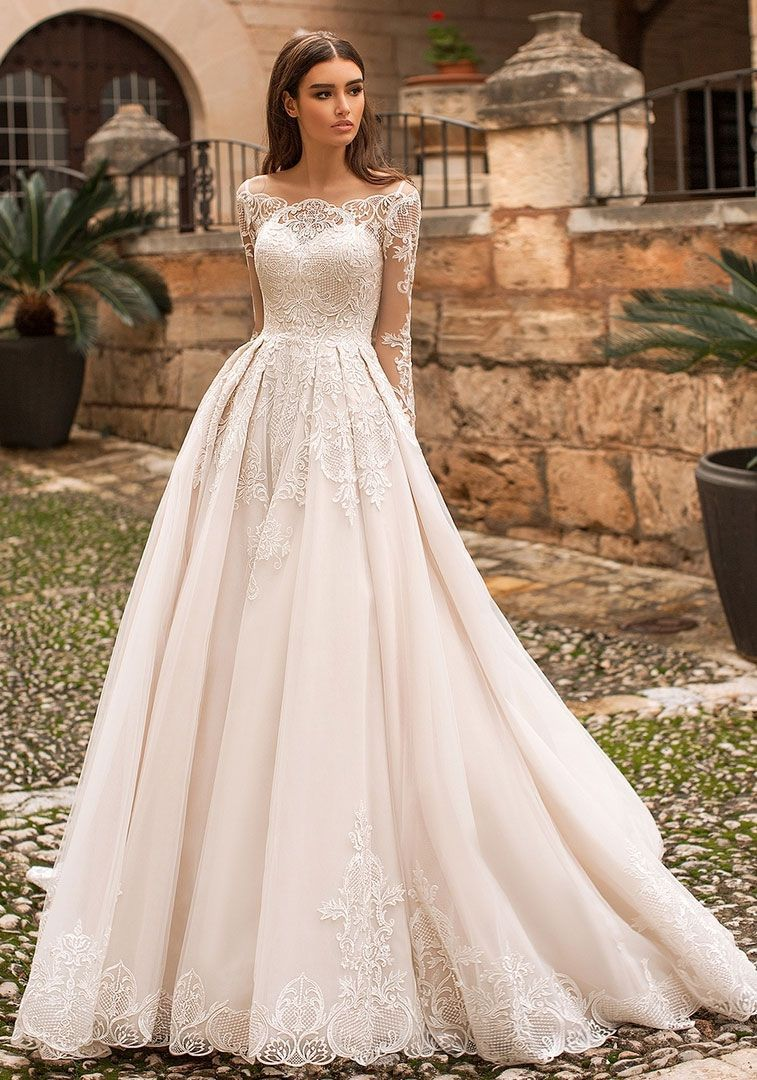 The Most Incredibly Beautiful Wedding Dresses Long Sleeve Wedding Dress Lace Wedding Dress Long Sleeve Lace Wedding Dress With Sleeves