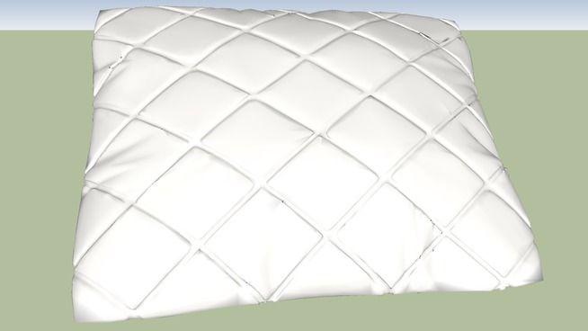 Almofada de Pluma - 3D Warehouse