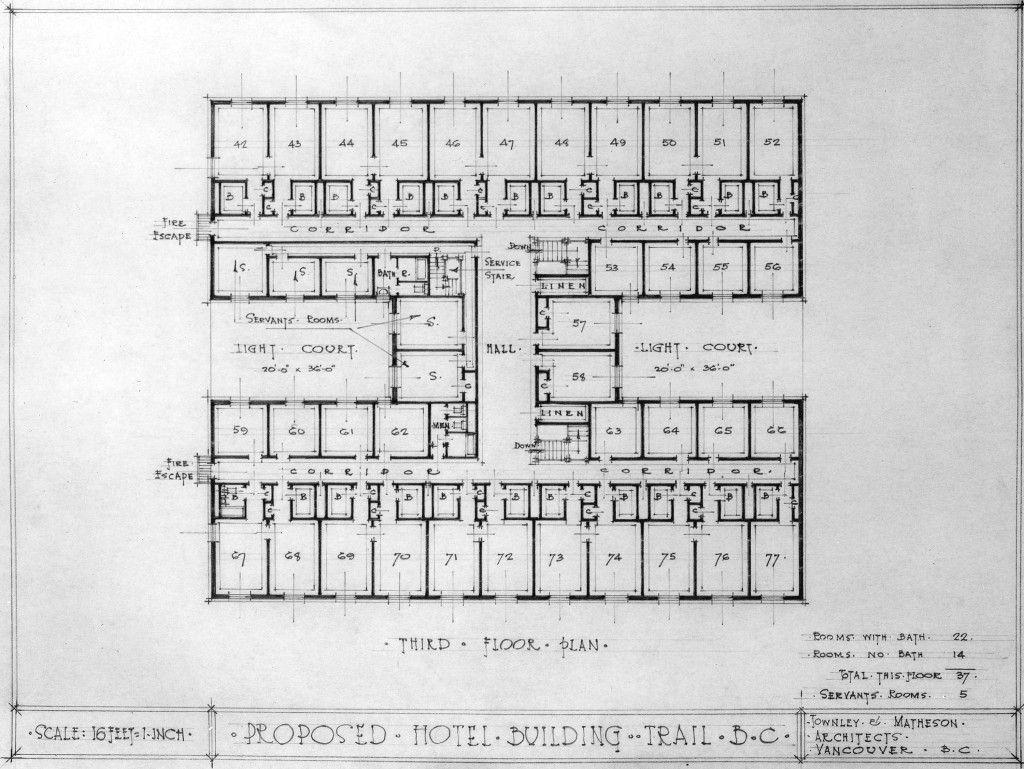 Hotel Floor Plans Cva Proposed Hotel Building Trail B C Floor Plans Pic Hotel Floor Plan Hotel Building Hotel Room Design Plan