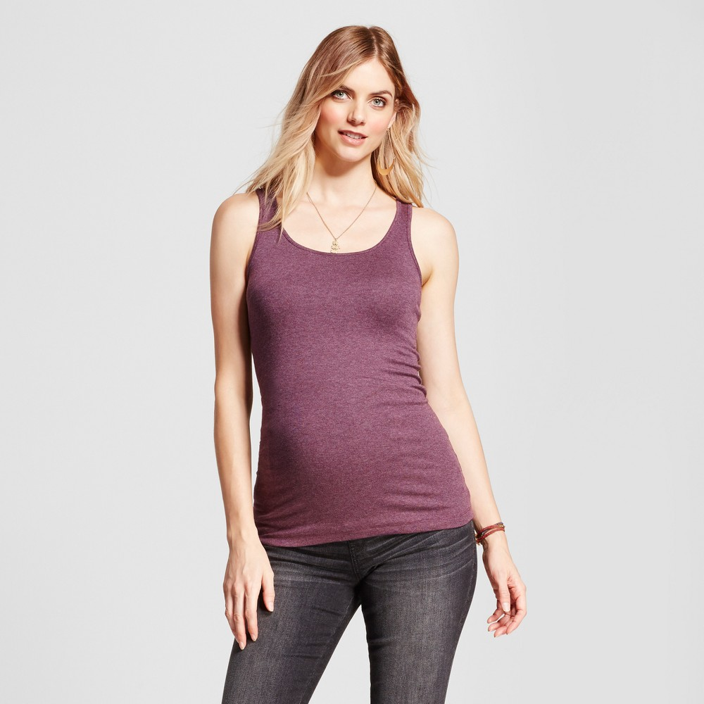 Ingrid /& Isabel Womens Maternity Scoop Neck Tank Top