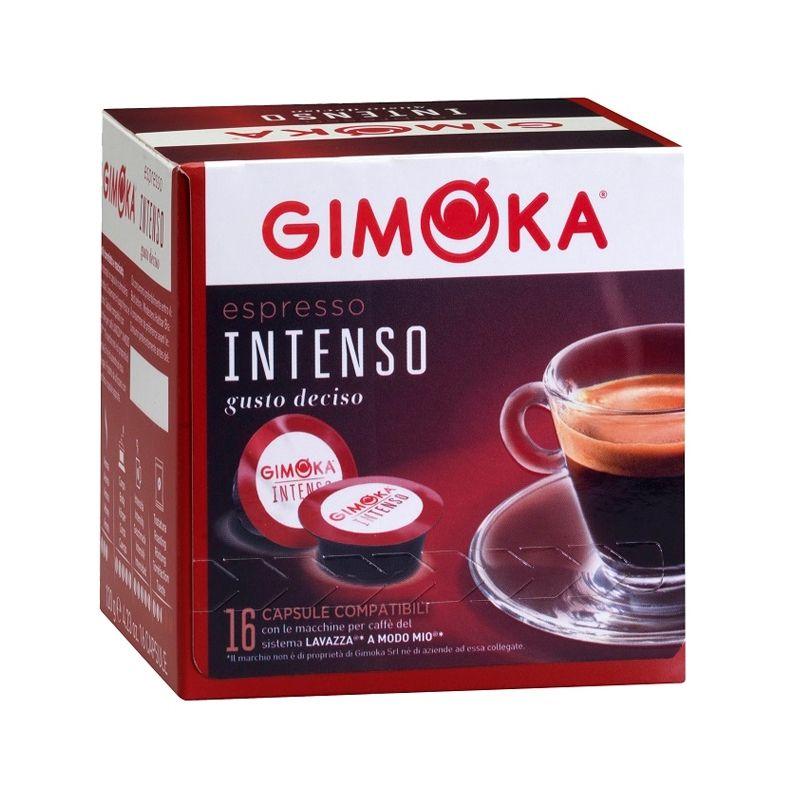 Cremoso coffee pods Lavazza compatible capsules x 16