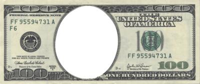 Faceless 100 Dollar Bill Psd 432770 Png 400 169 100 Dollar Bill Dollar Bill Bills Printable