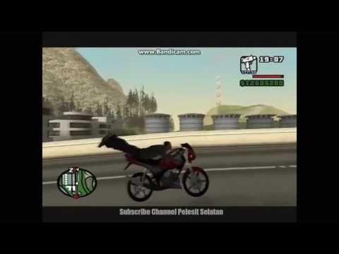 Rempit Rxz Fly Wheelie Last2 Kecundang Game Gta San Andreas