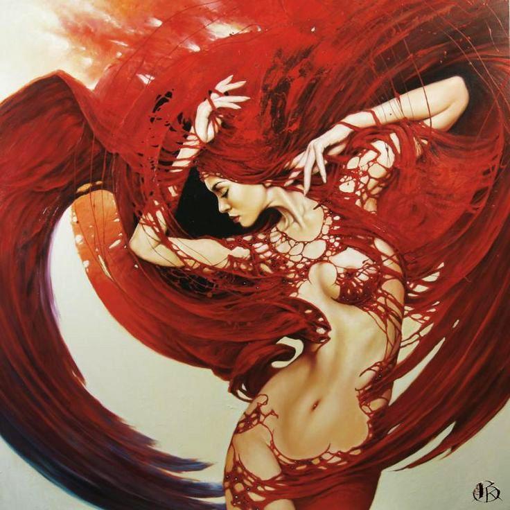 Taniec Z Czerwienia ~ Karol Bak