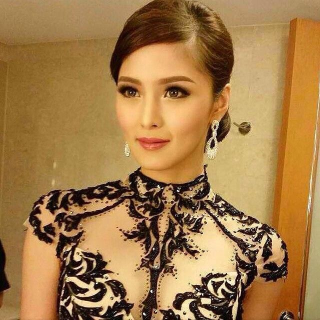 MY DREAM LIFE: ABS-CBN STAR MAGIC BALL 2014 | kim chiu | Pinterest