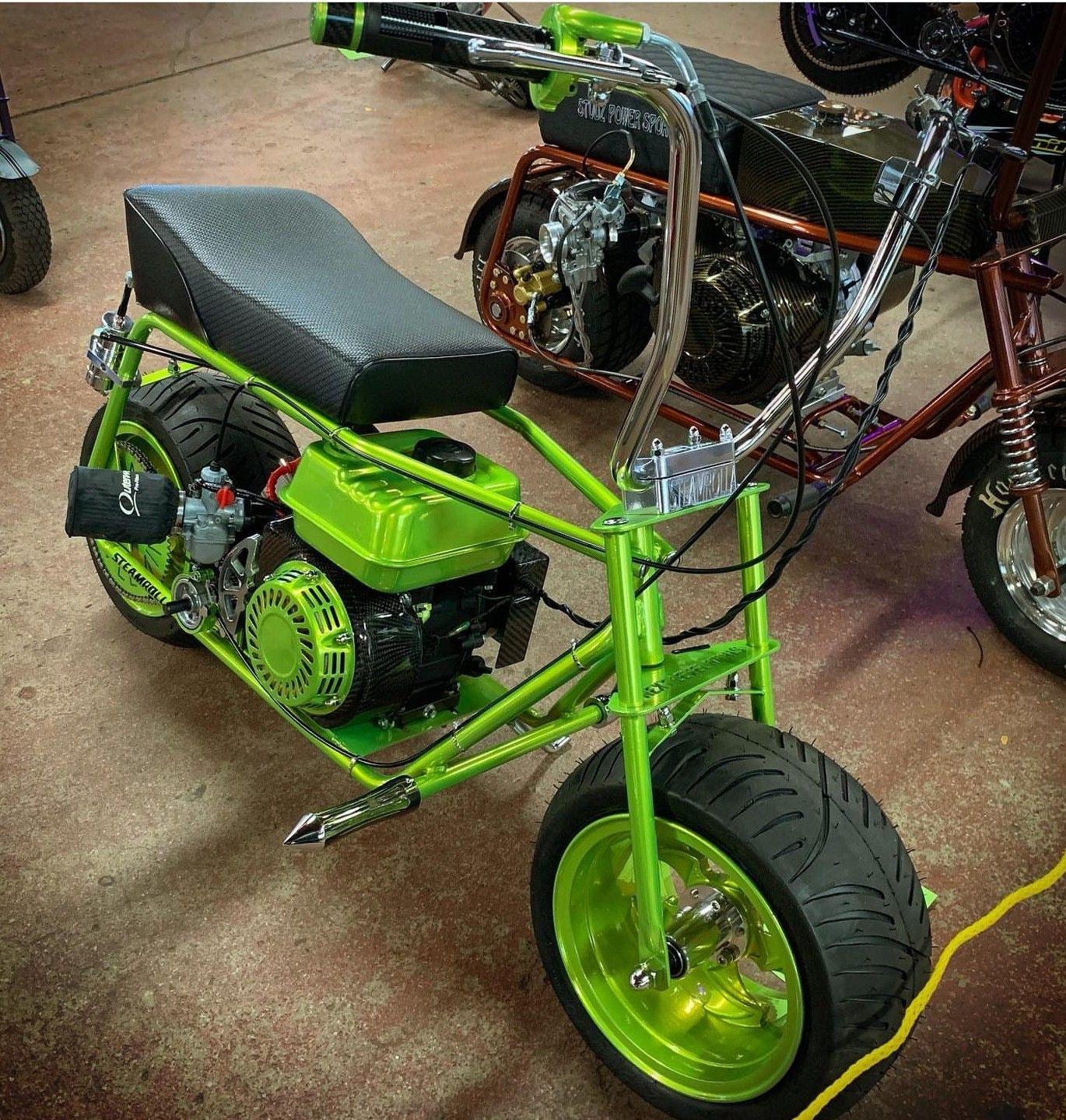 Willen We Maken Custom Mini Bike Diy Go Kart Mini Motorbike