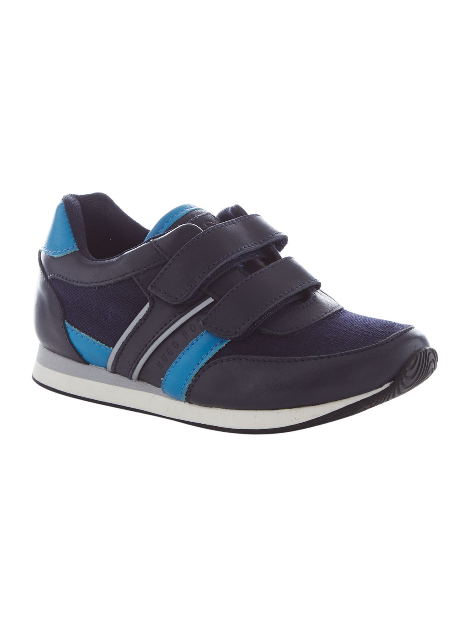 0baa644062567 Hugo Boss Boys Velcro Trainers