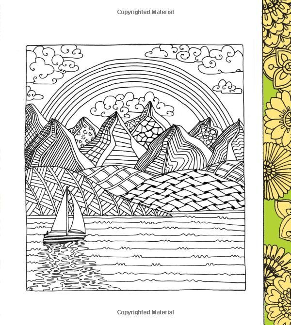 Color Me Happy 100 Coloring Templates That Will Make You Smile A Zen Coloring Book Lacy Mucklow Angela Porter 97 Coloring Books Zen Colors Coloring Pages