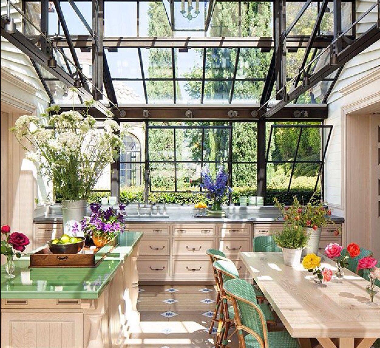 Greenhouse Kitchen, House Design, My