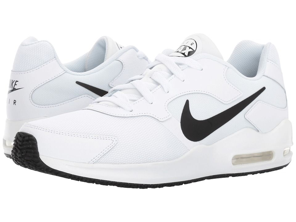 f831ee910e8 Nike Air Max Guile Men s Shoes White White Black