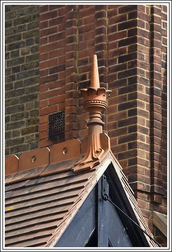 Finial Ridge Tiles Finials Roof Detail