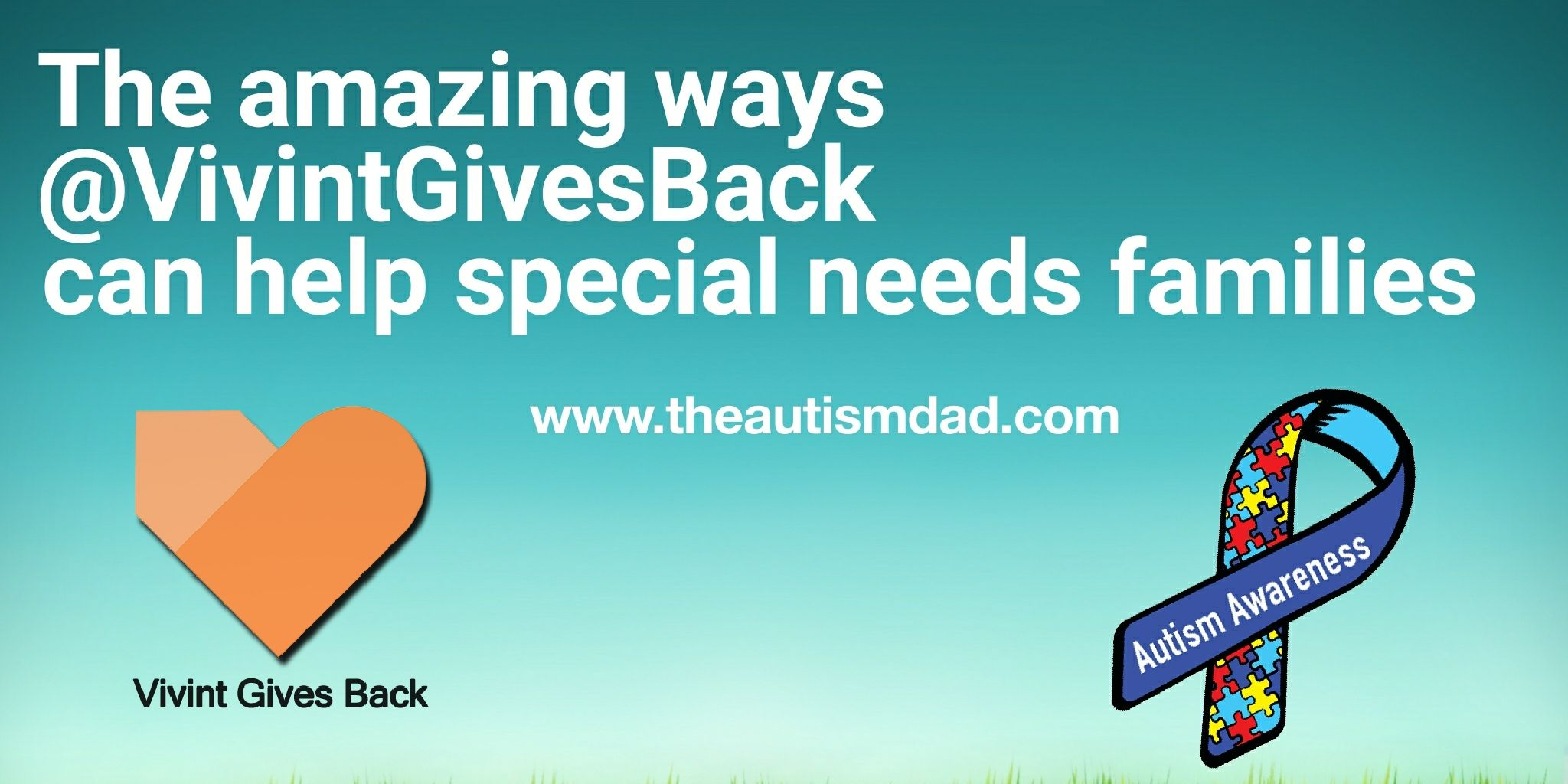 The Amazing Ways Vivintgivesback Can Help Special Needs
