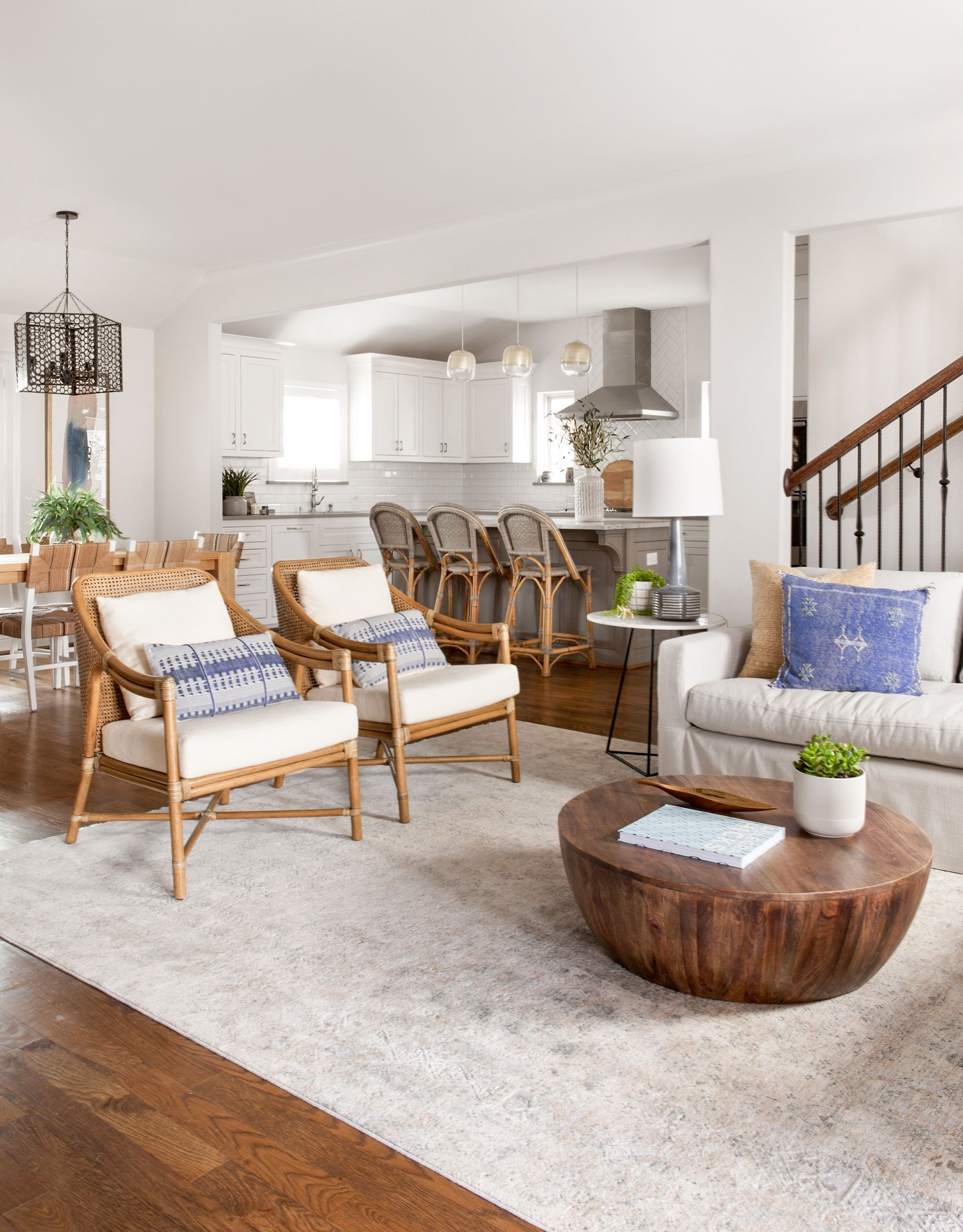 10 Amazing Open Concept Living Room With Sectional