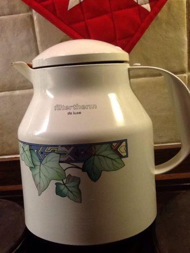 Rowenta Filtertherm de luxe IsolierKanne Thermoskanne Pasadena - ebay kleinanzeigen küchengeräte