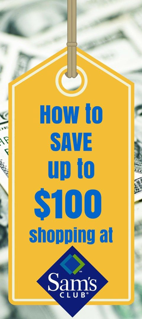 87292cdcc4d Little known secrets on how to save money shopping at Sam s Club! These are  great! I love number 12!