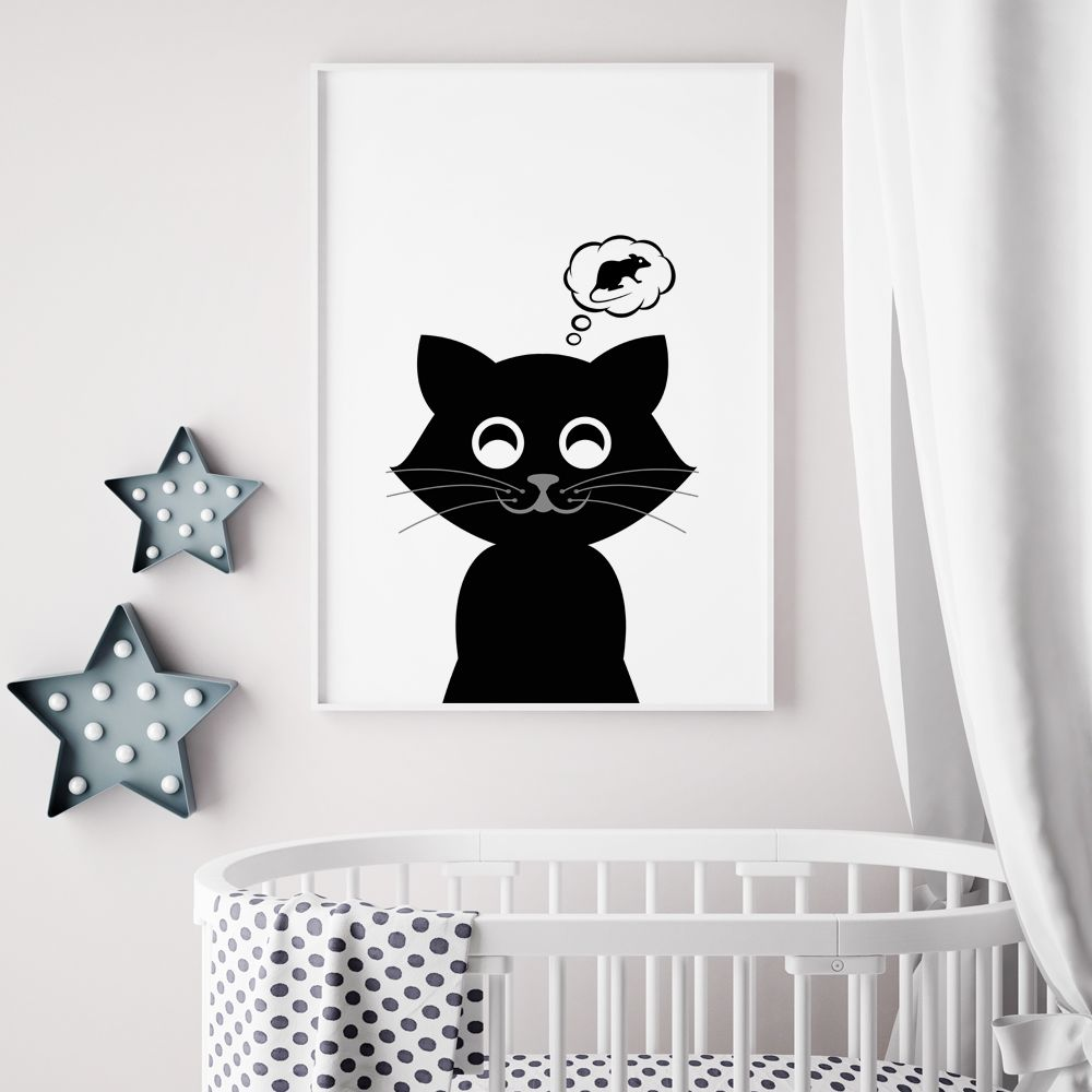Black Cat Nursery