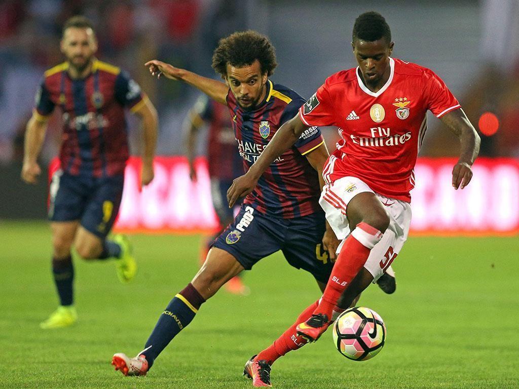Nélson Semedo, SL Benfica