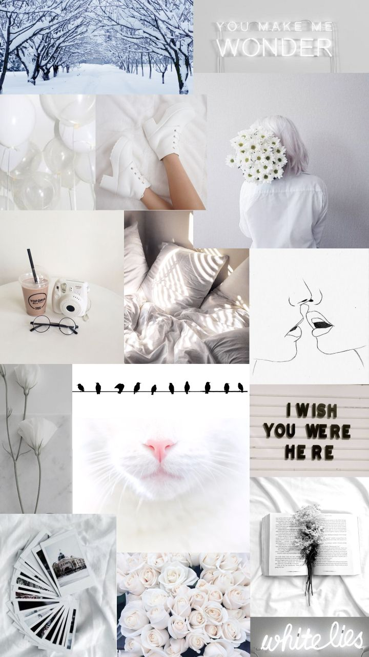 White Aesthetic Wallpapers Aesthetic Iphone Wallpaper Iphone Wallpaper Tumblr Aesthetic