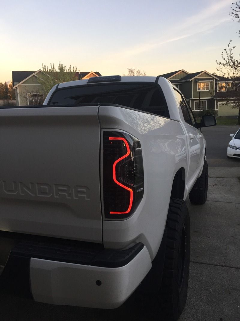Eagle eye tail lights tundratalk net toyota tundra discussion forum
