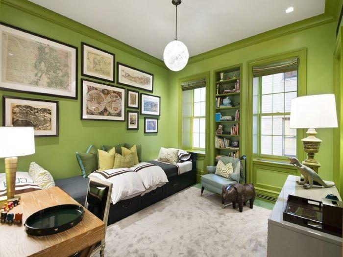 ▷ 1001 + idées originales de peinture chambre garçon chambre d