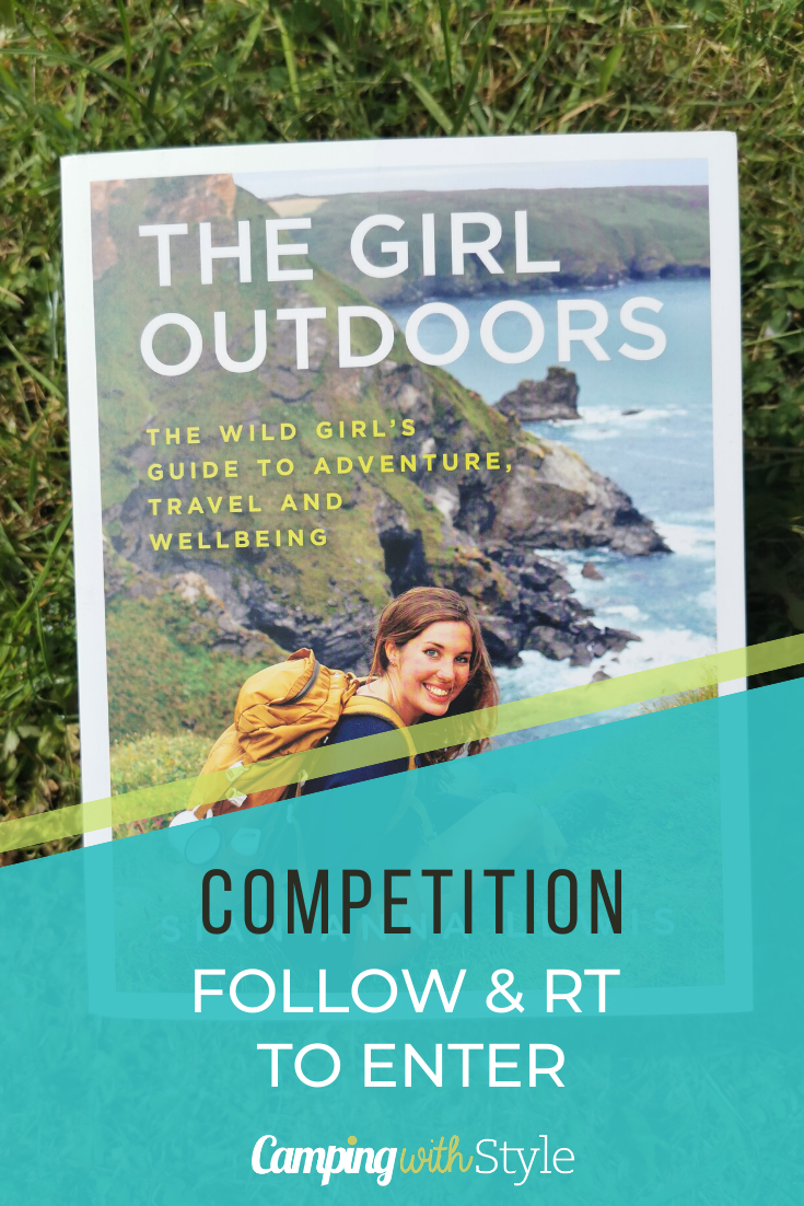Win A Copy Of The Girl Outdoors: Guide To Adventure Book ...