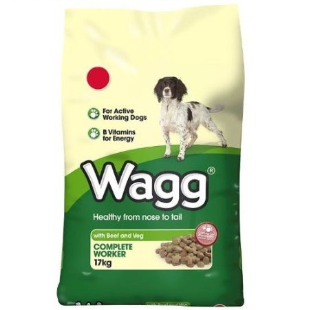 Bargain Wagg Complete Worker Beef And Vegetables Dry Mix 17 Kg Now 10 At Amazon Gratisfaction Uk Dog Food Recipes Petsmart Dog Food Dog Food Allergies