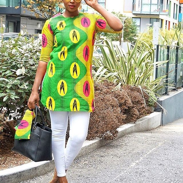 Fashion Beauty Zone: 100 Most Incredible And Stylish Ankara Styles